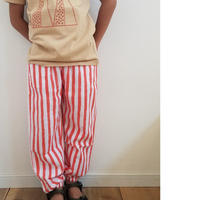 muu muu[ムームー]/STRIPE  PANTS