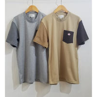 soglia[ソリア] / Stud Pocket T-Shirt (Crazy)
