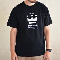 CUBOIDトーナメントTシャツ(黒)