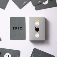 TRIO(idontknowストアで購入できます)