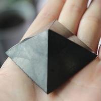 SCHUNGIT+pyramid 4x4 P