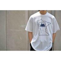 "U.S.VINTAGE 80S ""HOFFMAN CENTENNIAL"" プリントTシャツ"