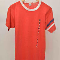 70s Champion Blue bar Ringer Tee