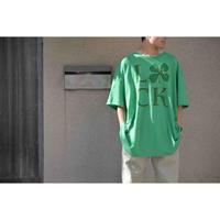 """""""LUKY"""" プリントBIG Tシャツ"""