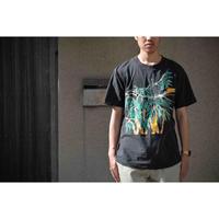 U.S.VINTAGE 80S プリントTシャツ