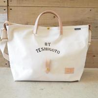 帆布LIFE Bag(ホワイト)