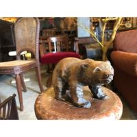 木彫りの熊②