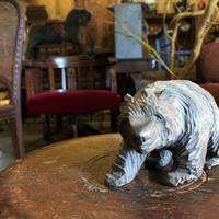木彫りの熊①