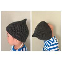 冬の小人とんがり帽