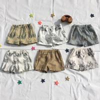 春色動物パンツ 80サイズ  soldout