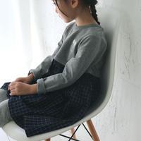 【90-160】ドッキングチェックワンピース_491065/9