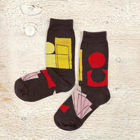 Artist Proof × Socks Appeal 靴下 / OBJECT
