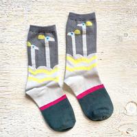 OTTAIPNU 靴下 / テケテケフラミンゴ