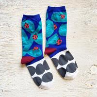 OTTAIPNU 靴下 / テントウムシデサンバ