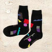 Artist Proof × Socks Appeal 靴下 / COLLAGE