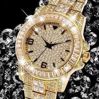腕時計 メンズ レディース 入手困難 セレブモデルサブマリーナインスパイアモデル豪華フルダイヤ仕様 オマージュウォッチ ゴールド/シルバー/シルバー&ゴールド