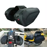 オートバイ サドルバッグ 荷物 高品質  スーツケース バイク リアシート サイドバッグ ツーリング パニアケース 防水カバー