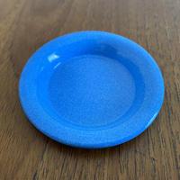 タイの青い豆皿