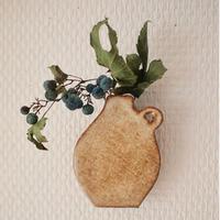壁掛けフラワーベース(A) / Wall Hanging FlowerBase(A)