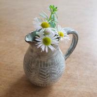 三島手フラワーベース(A) /Mishimade Flower Base(A)