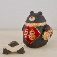 【 残り1個 】五月人形(お箱なし)/Baby gift