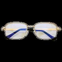 AW-361RSC Zealot UV&Blue cut 境目の無い累進多焦点遠近両用シニアグラス(紳士用)
