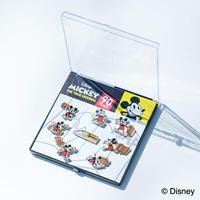 Waku Waku Tripシリーズ ピンバッチコンプリートBOX(ミッキー) 【D10Z64】