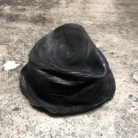 LEATHER BLADE HAT