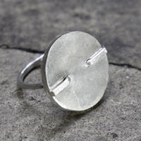 U SHAPED PIN RING ROUND