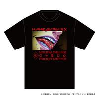 SOLOMON×賭ケグルイ××「生志摩妄 T-Shirts」(BLK)