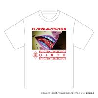 SOLOMON×賭ケグルイ××「生志摩妄 T-Shirts」(WHT)