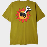 OBEY  HIGHER THAN THE SUN S/S(NETTLE)