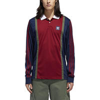 adidas / RUGBY JERSEY (BURGUNDY)