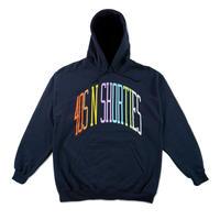 40s&Shorties / Champ Hoodie (NAVY)