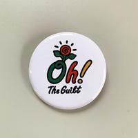 Oh!theGuilt / 缶バッジ:5el (ホワイト)