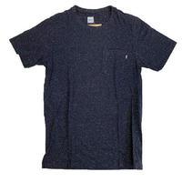 HUF | POCKET S/S Tシャツ(ブラックネップ)