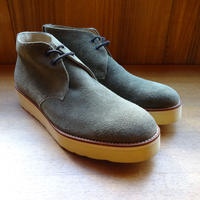 UNITED LOT | CHUKKA BOOTS(オリーブ)