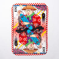 坩堝 | RUTSUBO×YU SUDA CARDS BLANKET