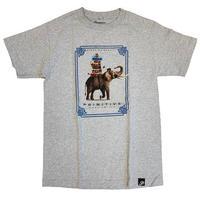 PRIMITIVE | ELEPHANT  S/S Tシャツ(ヘザーグレー)