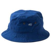 430 | NF CUTTON BUCKET HAT (BLU)