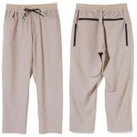 XLARGE|ZIPPED EASY PANTS(BEIGE)