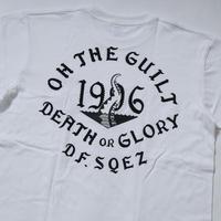 Oh!theGuilt | DF.SQEZ 006 復刻 S/S T-SHIRT(ホワイト)