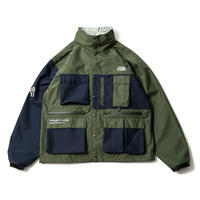 Tightbooth / CYBORG JKT (OLIVE)