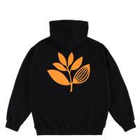MAGENTA / CLASSIC PLANT HOODIE (BLACK)