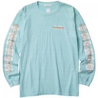 Liberaiders / ORBIT LOGO L/S TEE   (MINT)