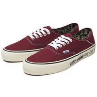 VANS | VANS×YUSUKE HANAI AUTHENTIC SF (RUMBA RED)