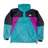 THE NORTH FACE | XXX TRICLIMATE JACKET (JG/ブラック×ワイルドアスターピンク×ジェイデングリーン)