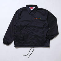 "Oh!theGuilt : ""角"" TSUNO COACH JACKET(ネイビー)"