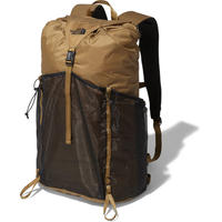 THE NORTH FACE | Glam Backpack (BK/ブリティッシュカーキ)