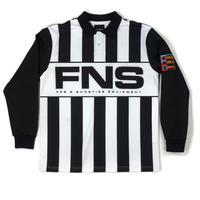 40s&Shorties / Courtside Shirt (BLACK)